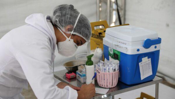 巴西緊急停用千萬劑科興疫苗 製造商未經授權