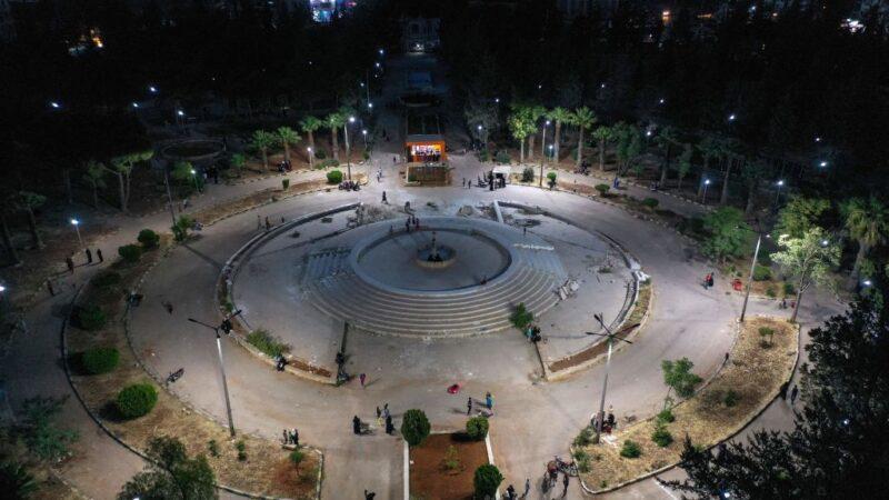 叙利亚天然气管线遭攻击 大马士革一度停电