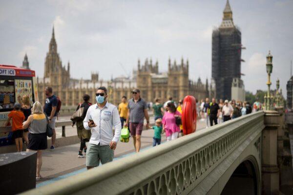 中共駐英大使入「黑名單」 禁在英議會出現