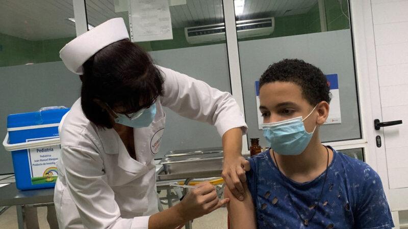 古巴率先為2歲以上幼童開打 使用未獲認可國產疫苗