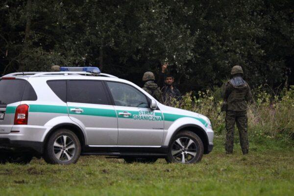 白俄放任難民進歐盟 波蘭邊境發現4遺體