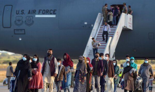 CDC发现部分阿富汗难民感染COVID19、肺结核、麻疹等病毒