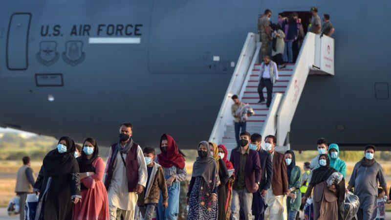 CDC發現部分阿富汗難民感染COVID19、肺結核、麻疹等病毒