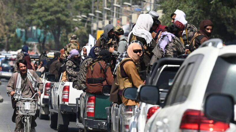 宣称拿下最后据点 塔利班鸣枪庆祝酿至少17死
