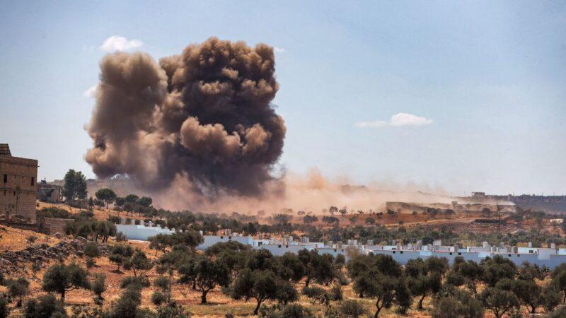 叙利亚冲突再起 传土耳其增兵数千