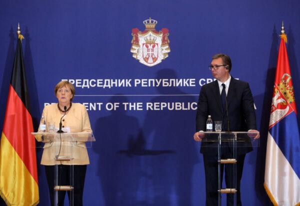 挺西巴爾幹半島國家入歐盟 墨克爾:符合地緣戰略利益