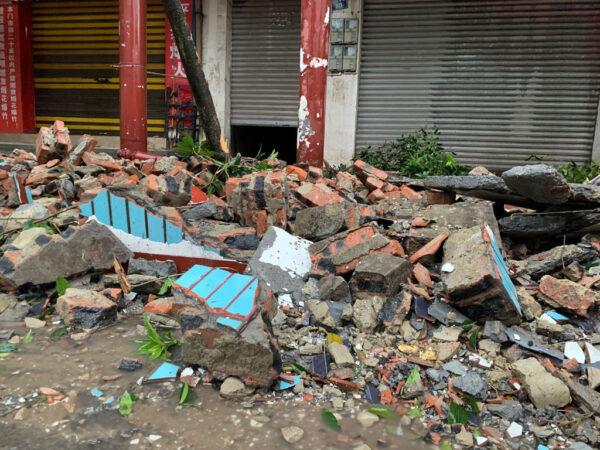 四川瀘州6級地震3死88傷 近8萬人緊急轉移(視頻)