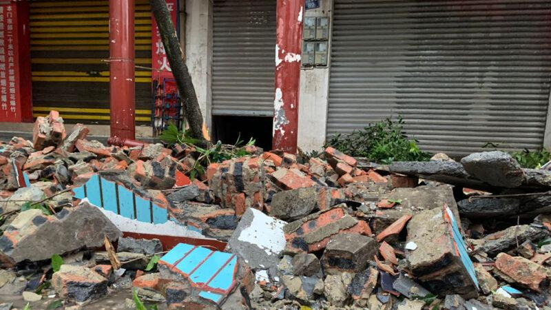 四川泸州6级地震3死88伤 近8万人紧急转移(视频)