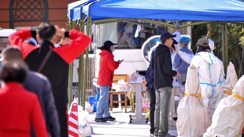 中國多地疫情再燃 專家:今年冬天可能反彈