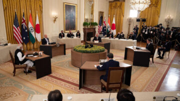 【今日點擊】共同社:四方安全峰會將發表強硬抗中聲明
