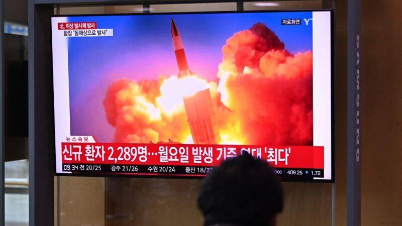 朝鮮再射彈 駐聯大使即稱「有測試武器權利」