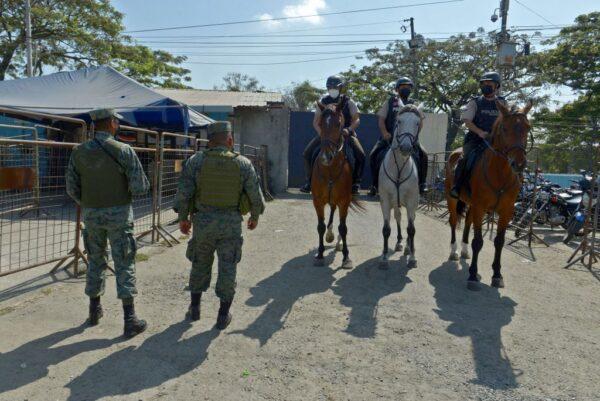 厄瓜多爾監獄血腥暴動 至少116死80傷