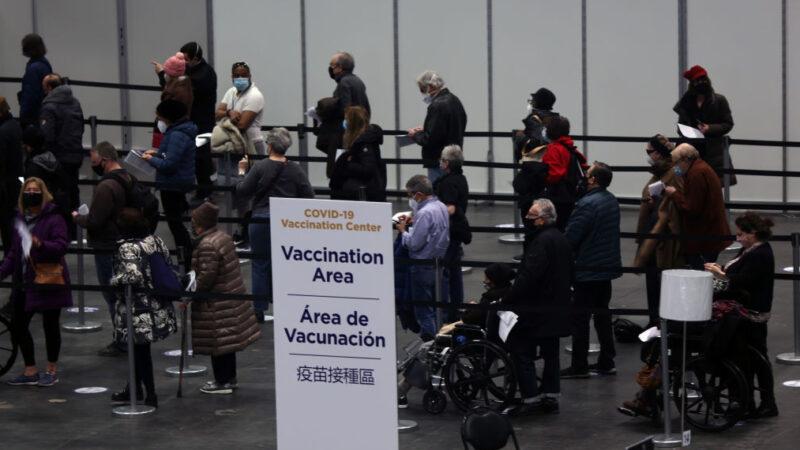 联邦法官颁紧急禁令 暂停强制纽约医护人员打疫苗
