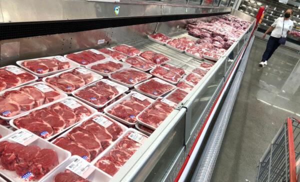 四大肉品及沙拉醬價格急漲 美消費者面臨更大壓力