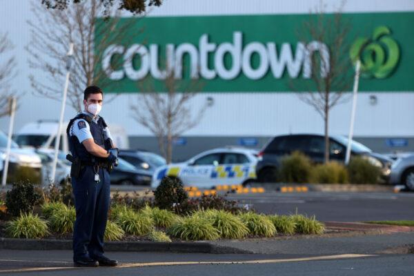 新西蘭恐怖襲擊 男子超市砍傷6人遭擊斃(視頻)