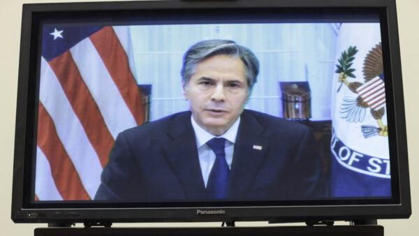 【重播】布林肯再就阿富汗撤军到国会作证