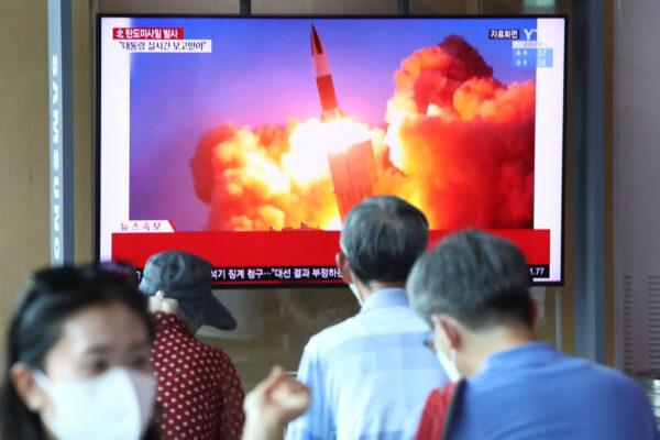 日本研判:朝鮮兩次巡航導彈試射都失敗收場