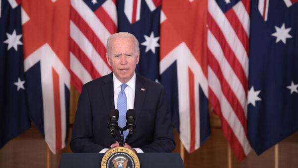 【重播】美英澳首脑宣布技术共享 联合抗共