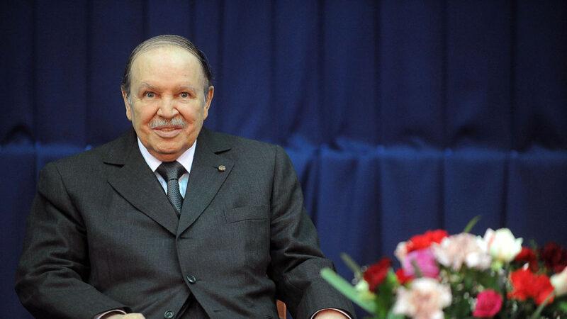 抗議聲中下台 阿爾及利亞前總統包特夫里卡辭世