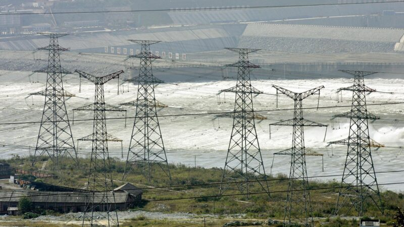 郝平:五大风险指向中共电荒常态化