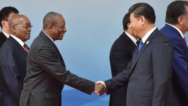 中共一反常態譴責幾內亞政變 專家分析原因