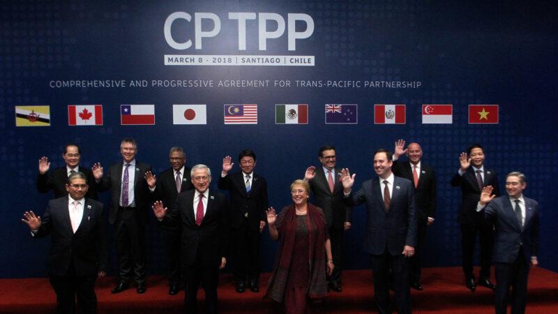 慕岳:中共急于加入CPTPP 透背后四大动机