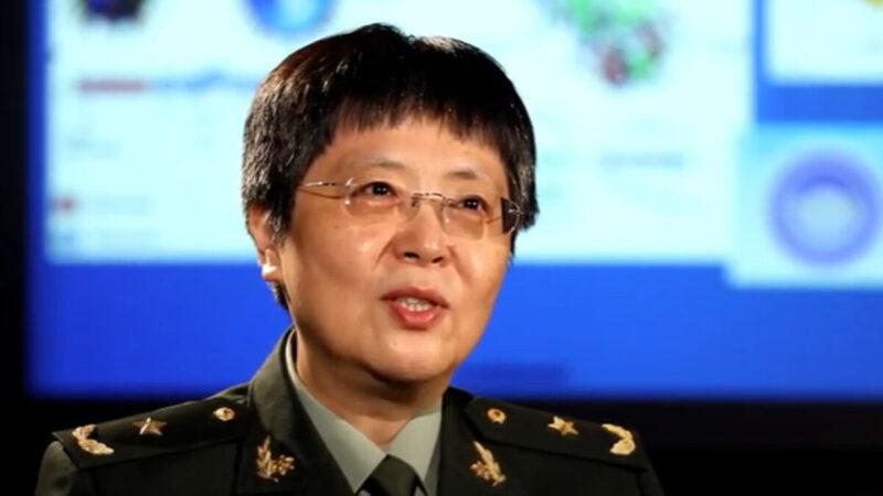 加媒:共军少将陈薇曾与加国P4实验室密切合作