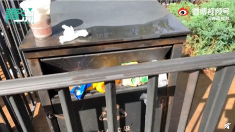 北京環球影城開園3小時垃圾遍地 惹議