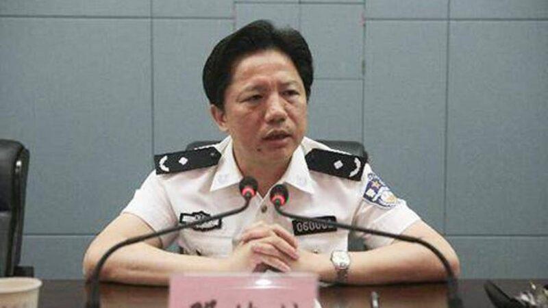 重庆前公安局长邓恢林受贿案开庭 曾迫害法轮功