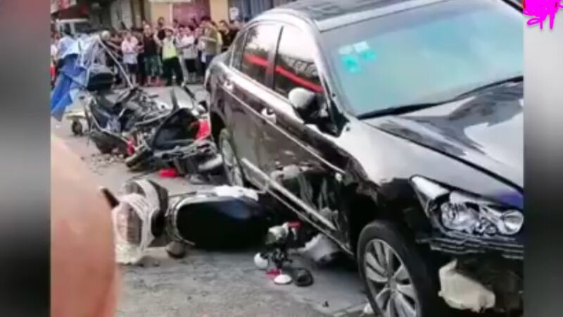 哈爾濱「十一」車禍 4名未成年人死亡