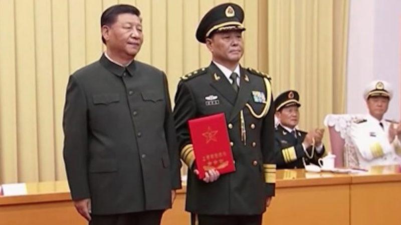 王赫:習近平如何布局下屆軍委?