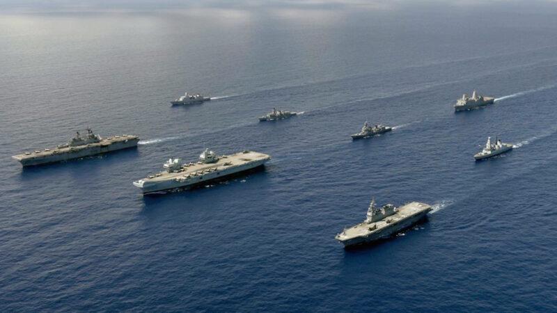 沈舟:美军透露西太平洋作战的最后拼图