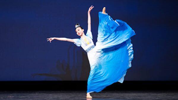 2021全世界中国古典舞大赛 新人辈出