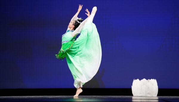 【快訊】第九屆中國古典舞大賽青年組初賽開始