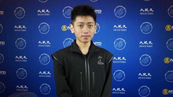 少年男子组选手:中国古典舞之美难以言喻