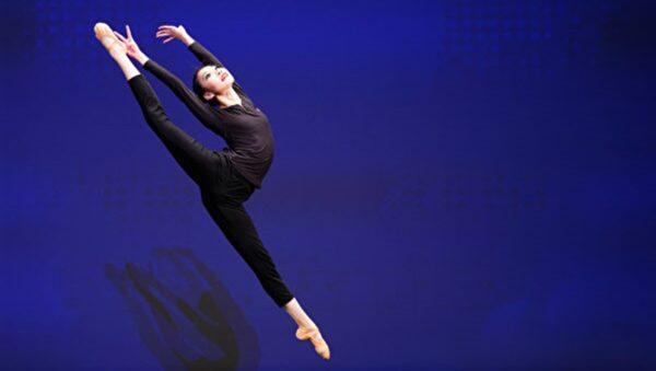 組圖三:第九屆中國古典舞初賽青年女子組風采
