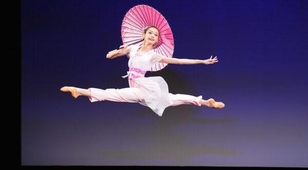 組圖三:第九屆中國古典舞複賽少年女子組風采