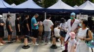 上海旅行团8人全部确诊 病毒来源不明