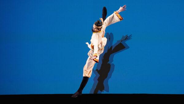 組圖二:中國古典舞大賽少年組金獎得主風采