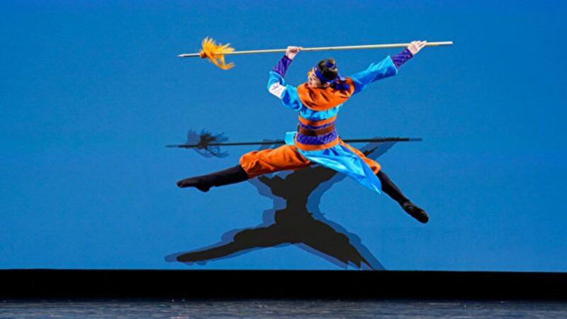 組圖四:中國古典舞大賽青年組金獎得主風采