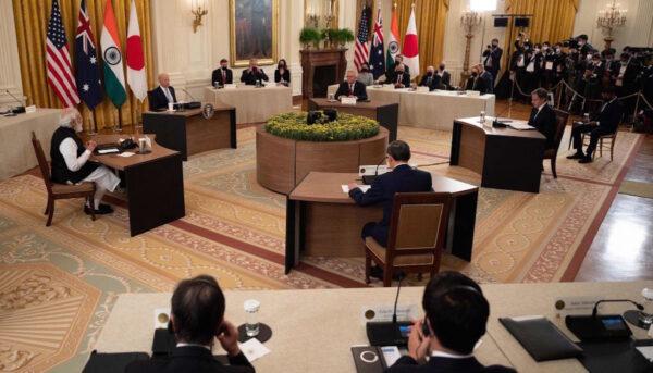 楊威:印太形成最大新規則 撇開中共政權