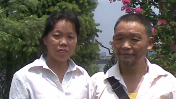 母亲坚守信仰被抓 父亲瘫痪 女儿海外吁营救