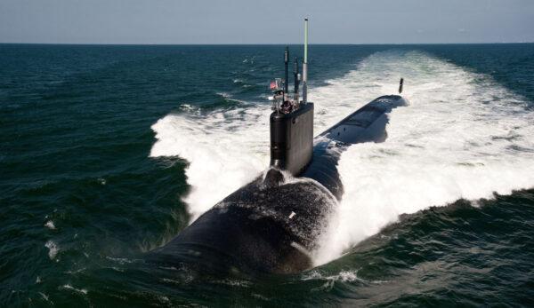 沈舟:澳洲核潛艇的首敵是中共核潛艇