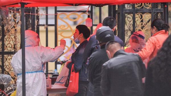 楊威:中共政治局學習透露的疫情信息