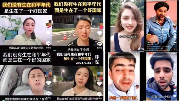 五毛复制虚假爱国讯息 团中央发声批评招反讽