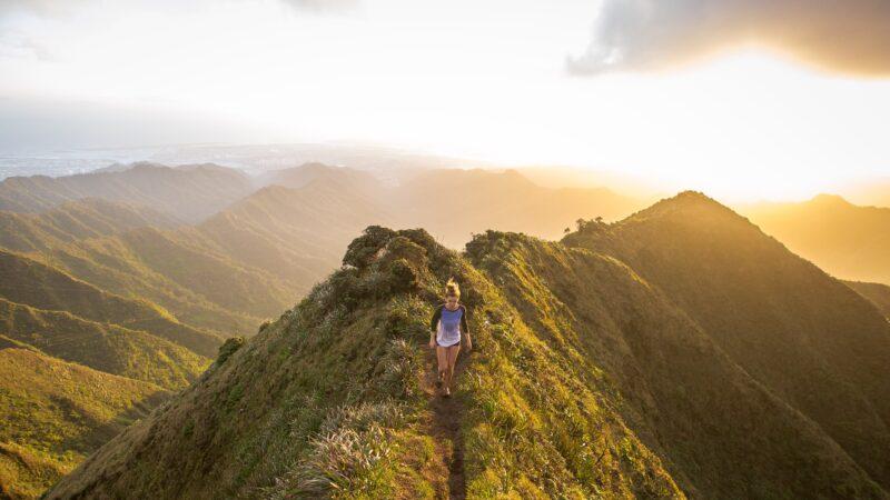 """全球最恐怖阶梯之一 夏威夷""""天堂阶梯""""将拆除"""