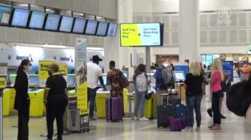 旅客违规携武器徒增 机场安检说明
