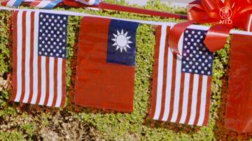 南加僑民慶雙十 讚歎中華民國民主自由