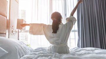 研究:睡眠时间恰到好处 头脑最清醒