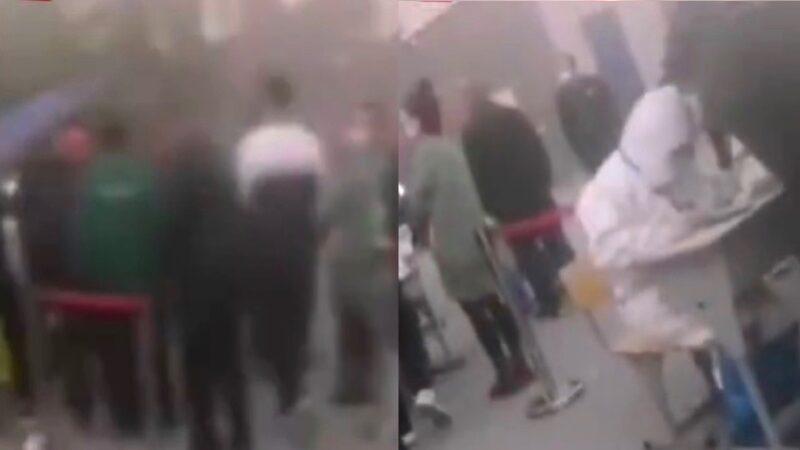 內蒙古二連浩特爆疫情 全員檢測 全市停工停課